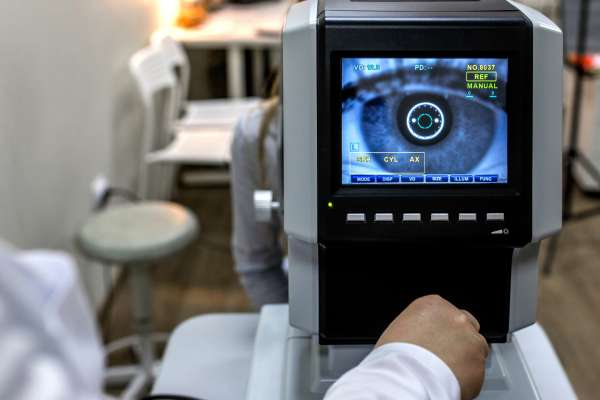 image eye exam